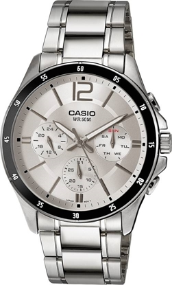 Picture of Casio A833 Enticer Men's Analog Watch - For Men