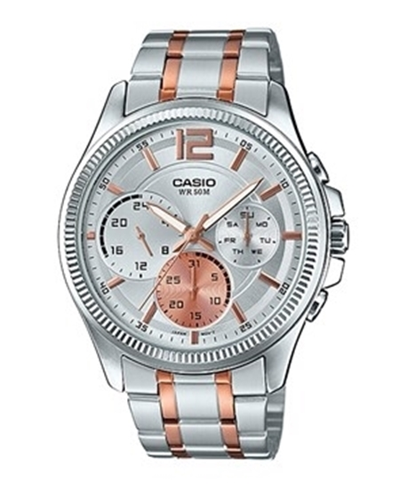 Picture of Casio A1077 ENTICER MEN'S Analog Watch - For Men